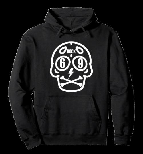 black rock 69 hoodie for rockstars
