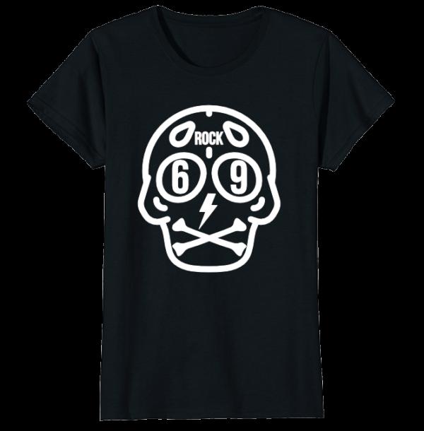 rock69 skully t-shirt